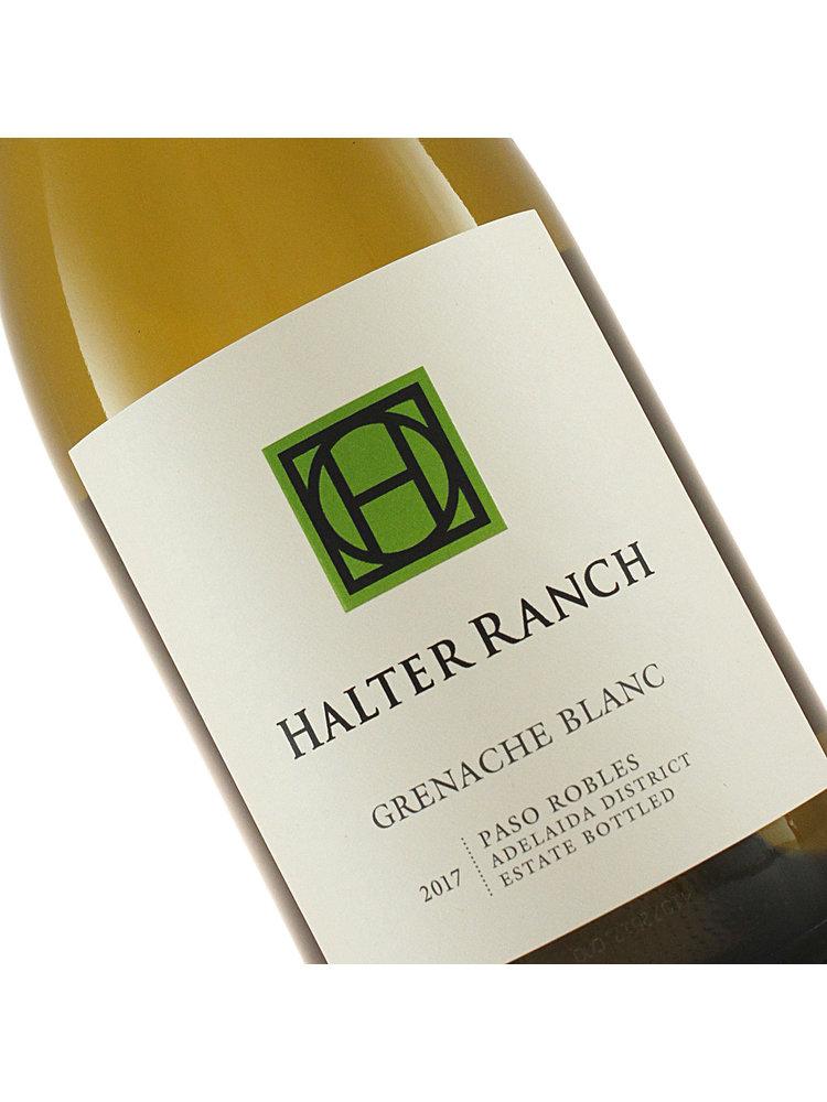 Halter Ranch 2018 Grenache Blanc Adelaida District, Paso Robles