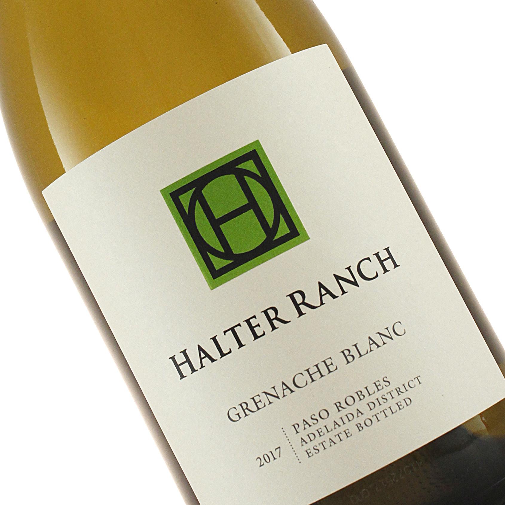 Halter Ranch 2017 Grenache Blanc Adelaida District, Paso Robles