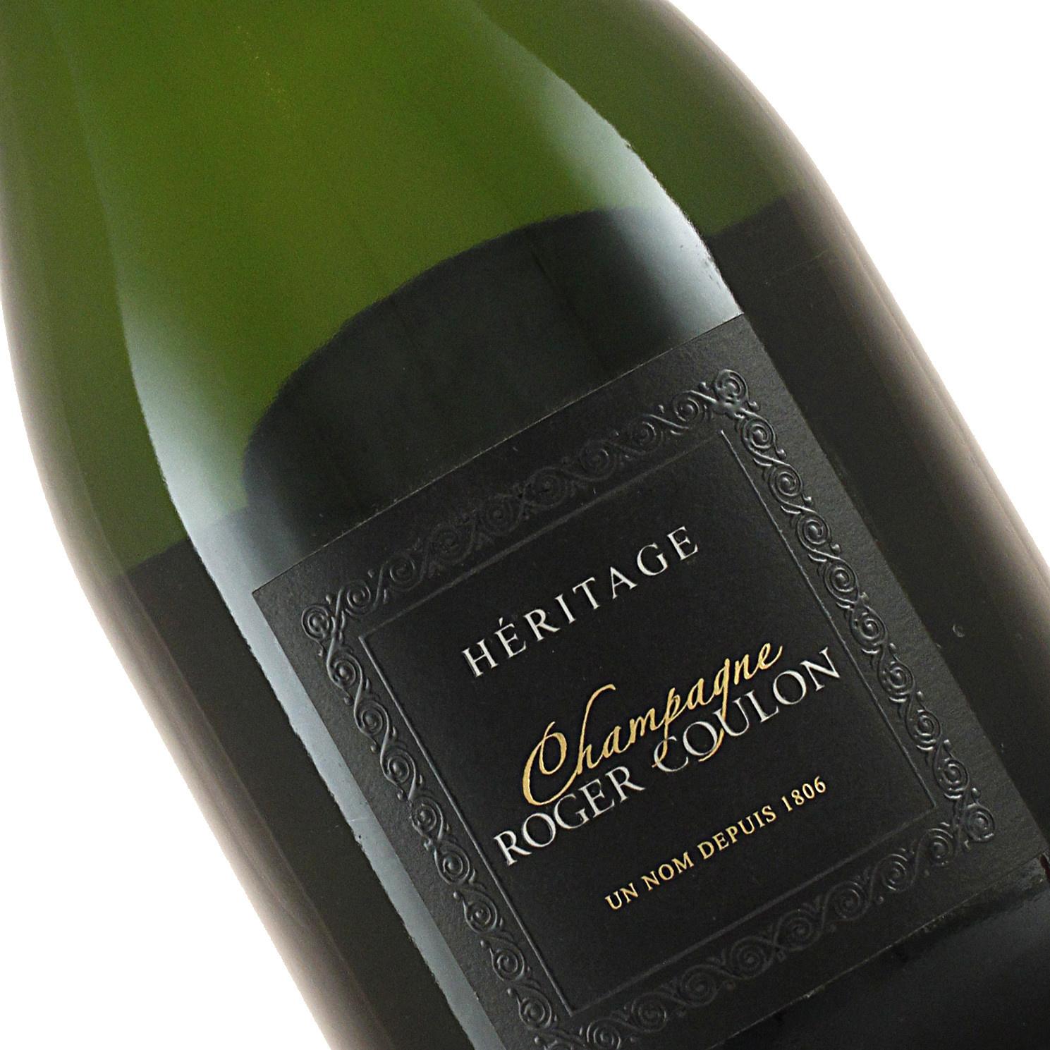 Roger Coulon NV Heritage 1er Cru, Champagne