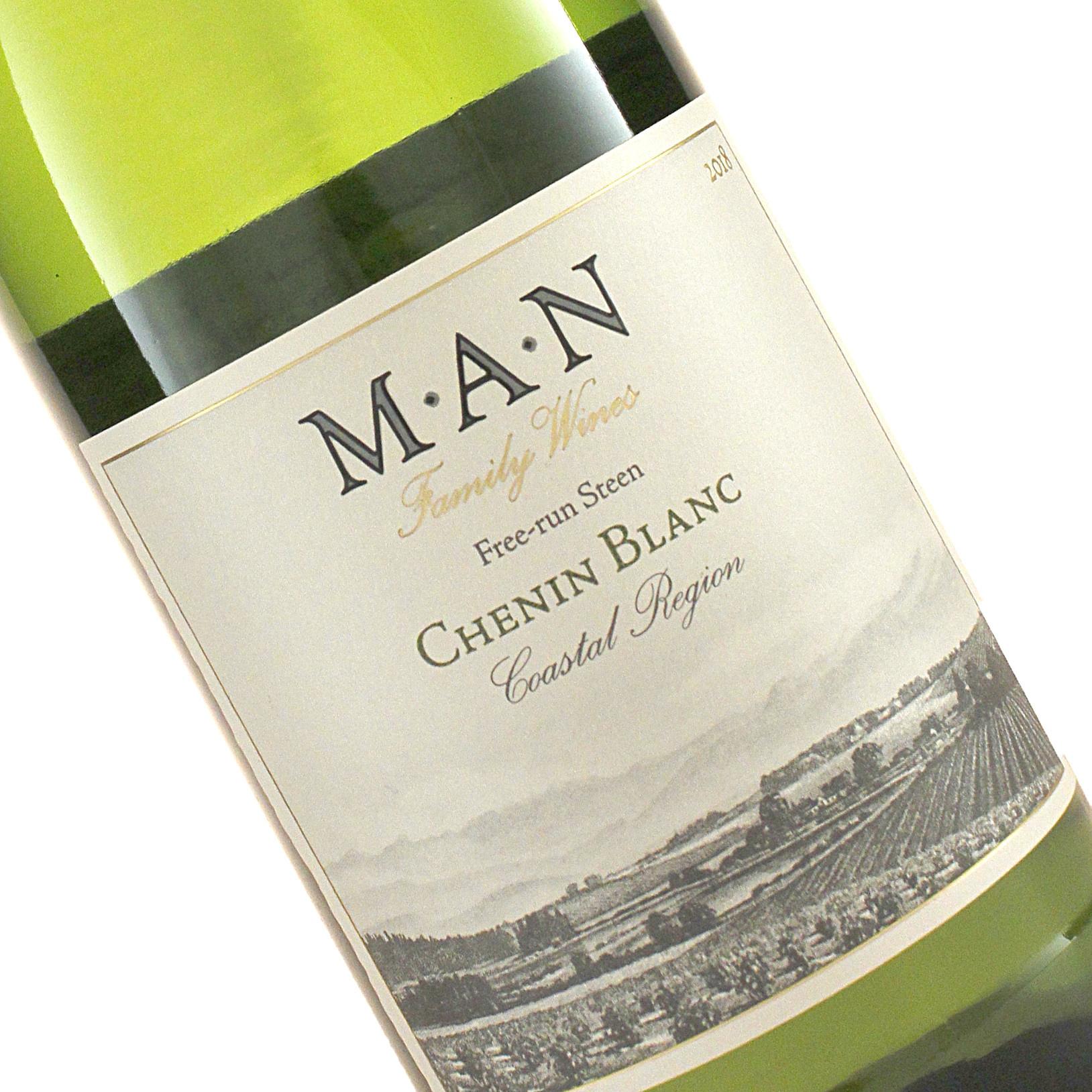 "Man Family Wines 2018 ""Free-run Steen"" Chenin Blanc, Coastal Region, South Africa"