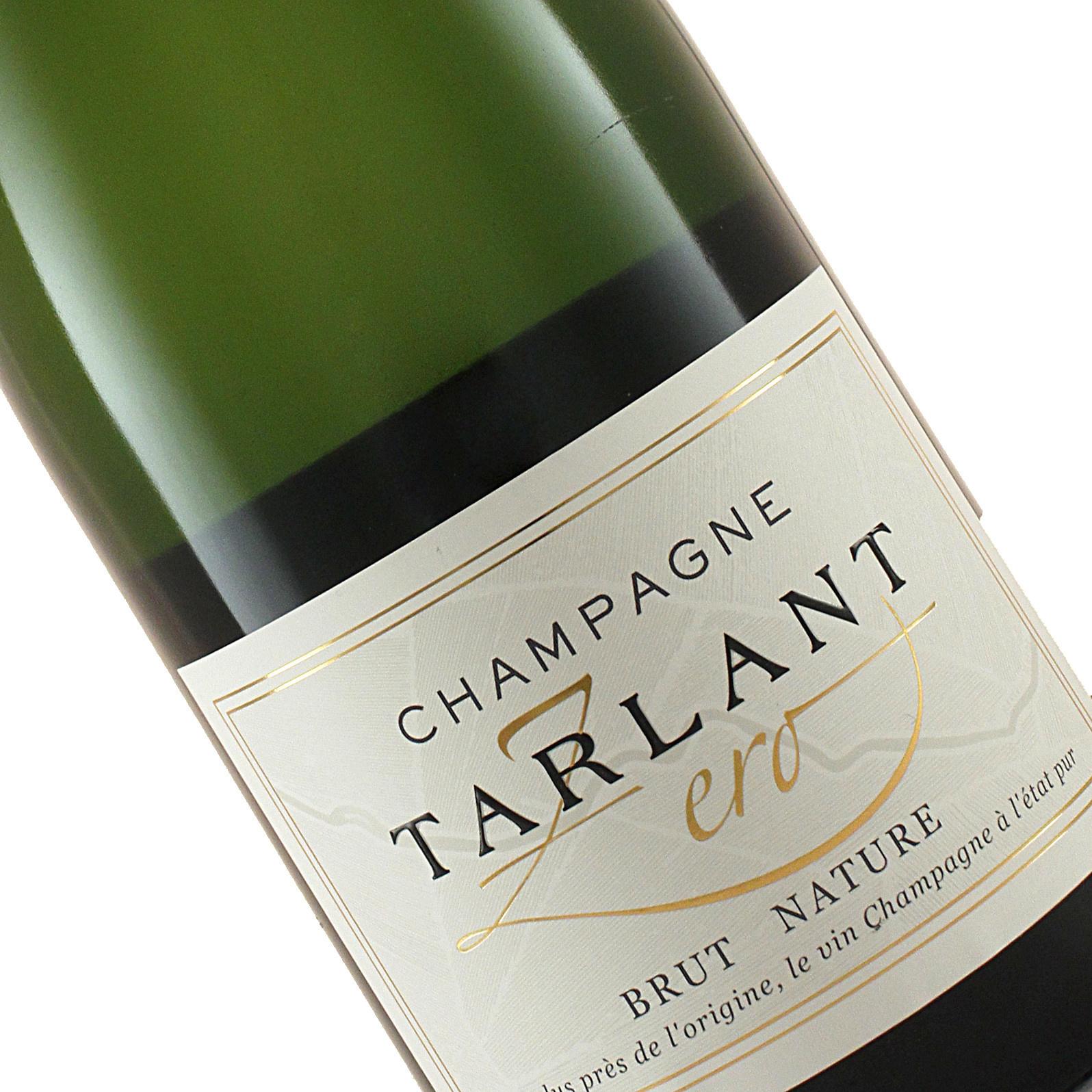 """Tarlant N.V. """"Zero"""" Brut Nature Champagne"""
