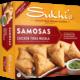 Sukhi's Chicken Tikka Masala Samosas with Cilantro Chutney