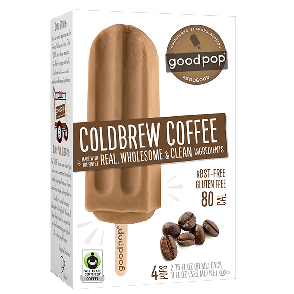 GoodPop Coldbrew Coffee Bars, Austin, Texas