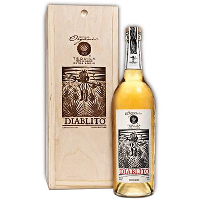 """123 Tequila Extra Anejo """"Diablito"""", Matitan, Jalisco, Mexico"""