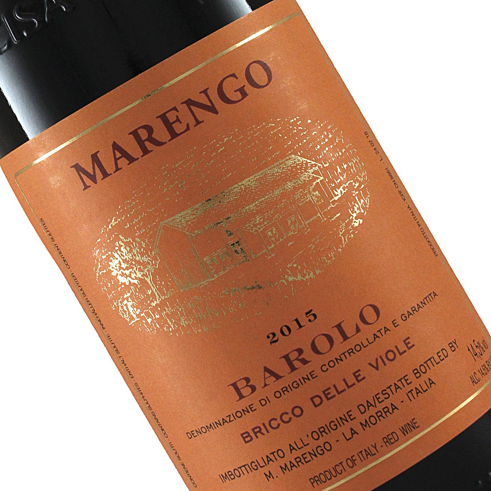 M. Marengo 2015 Barolo Bricco delle Viole, Piedmont