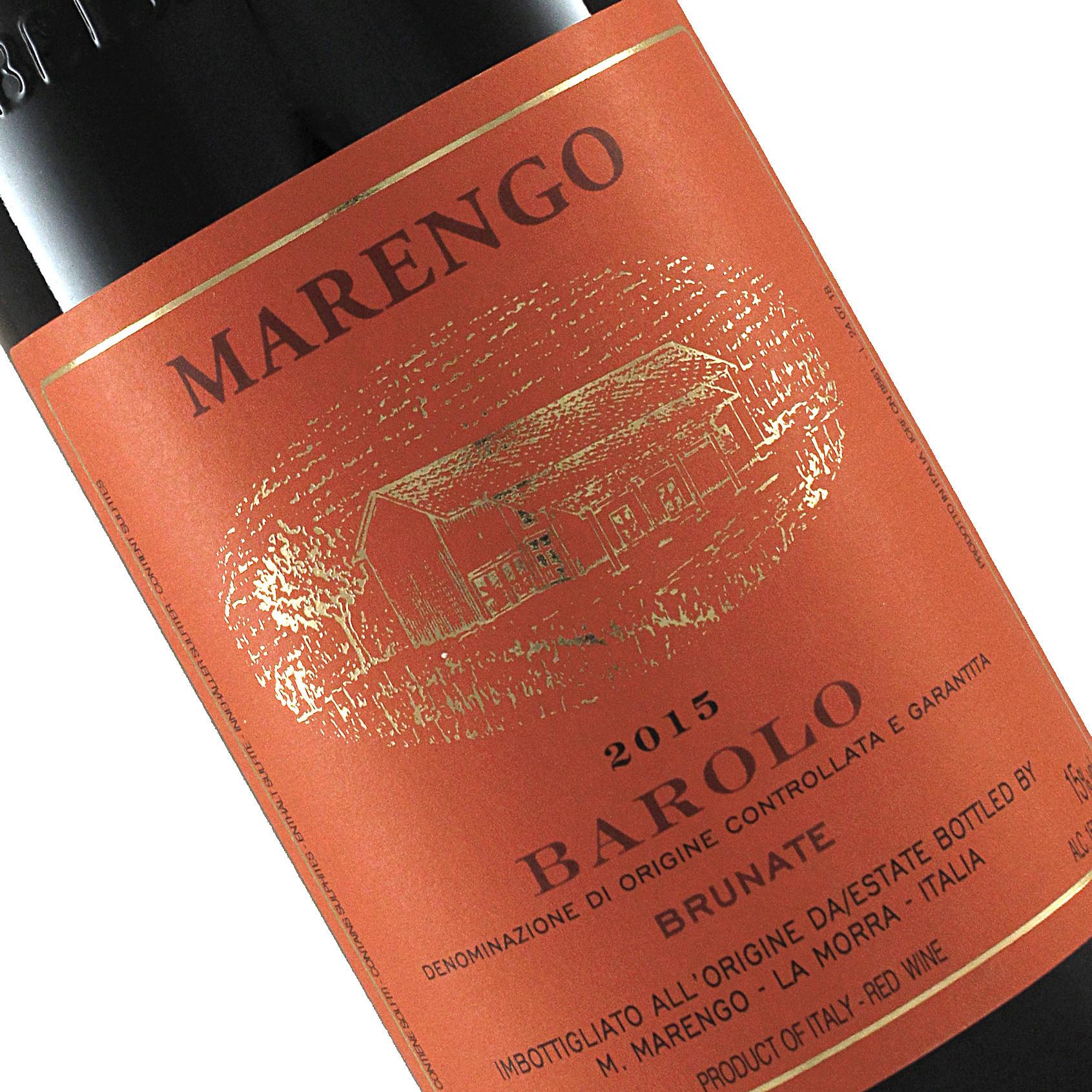 M. Marengo 2015 Barolo Brunate, Piedmont