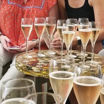 Champagne:  How Deep is Your Lust?