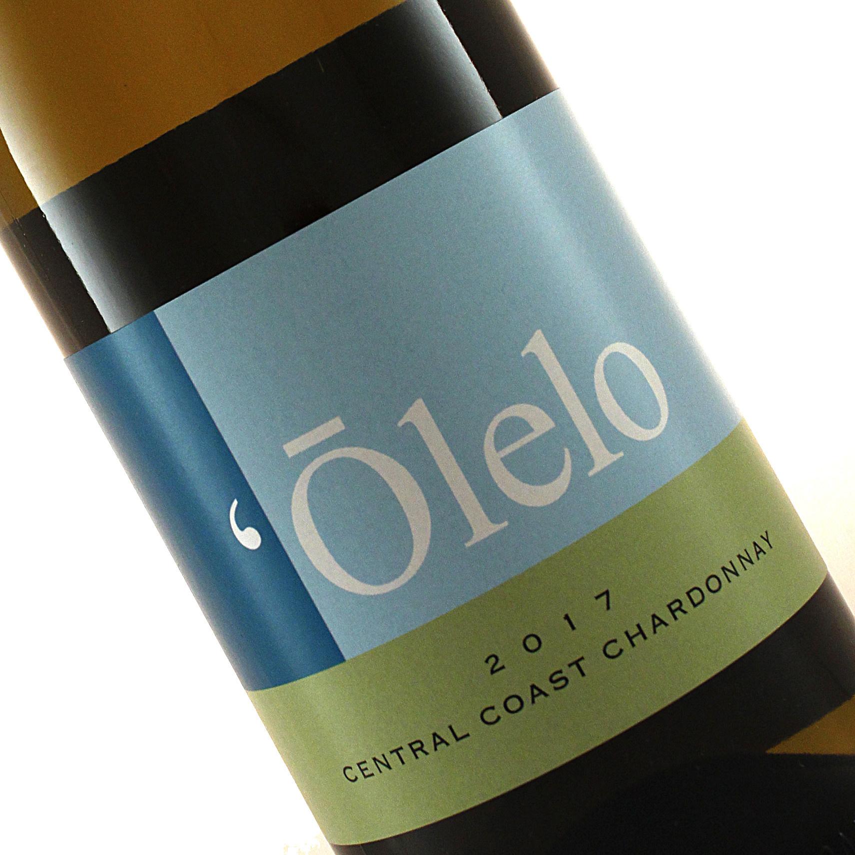 Olelo 2017 Chardonnay Central Coast, California