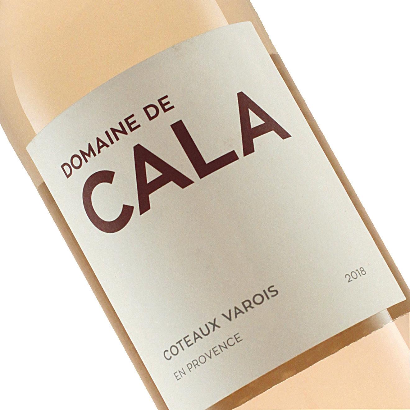 Domaine de Cala 2018 Rose Coteaus Varois Provence
