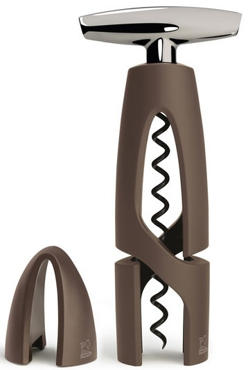 Peugeot France Altar Basalte Corkscrew with Foilcutter