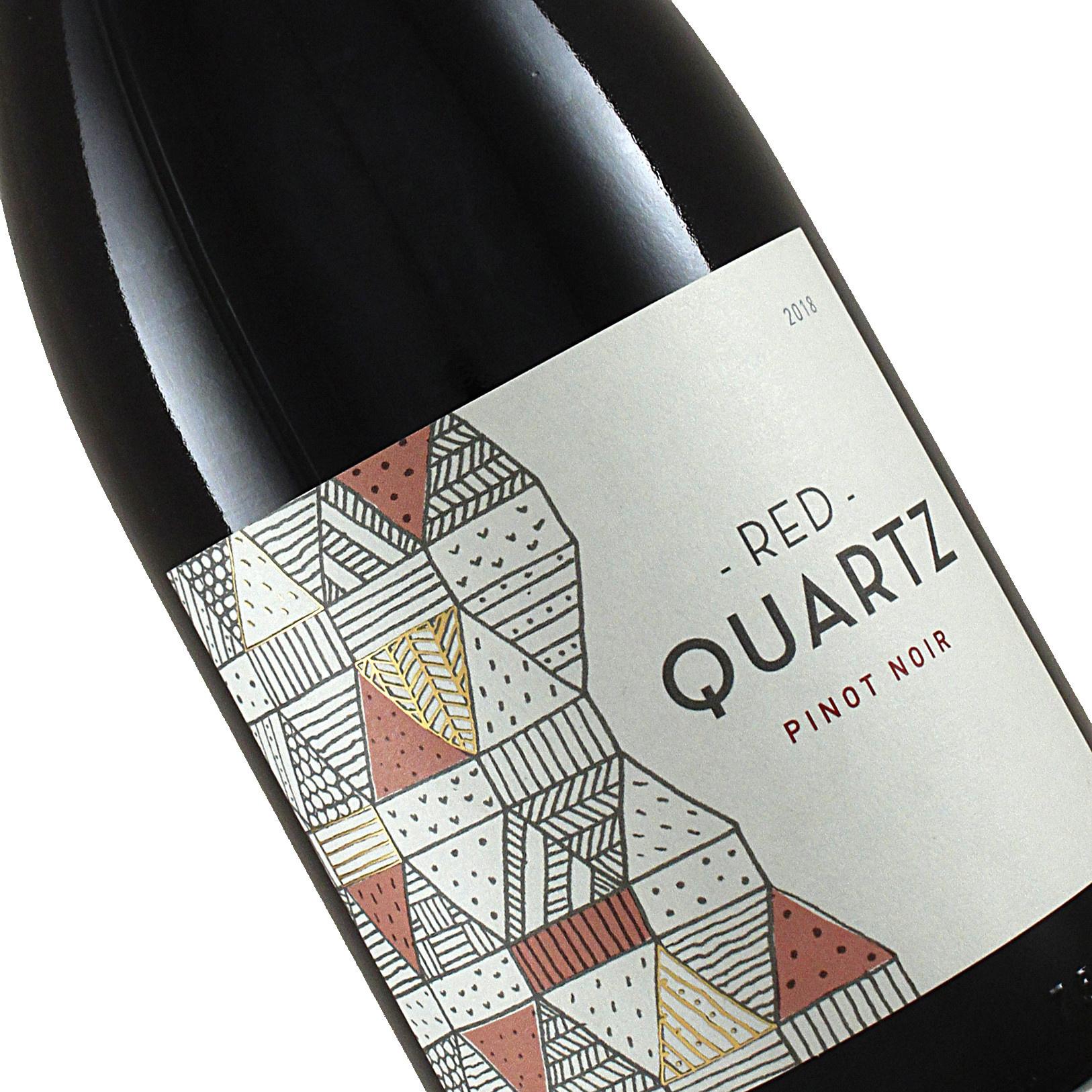 Transiego Wines 2018 Pinot Noir Red Quartz, Chile