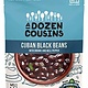 A Dozen Cousins Cuban Black Beans with Onion and Bell Pepper 10 oz., Berkeley, California