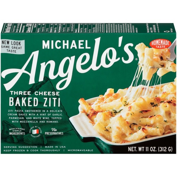 Michael Angelo's Three Cheese Baked Ziti, Austin, Texas