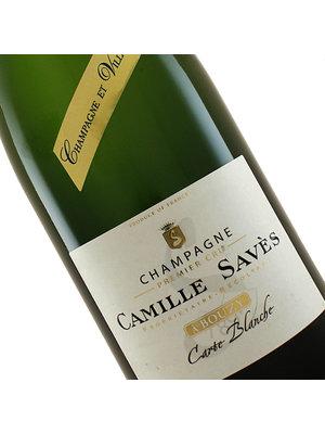 Camille Saves N.V. Carte Blanche Premier Cru Brut, Champagne, Bouzy