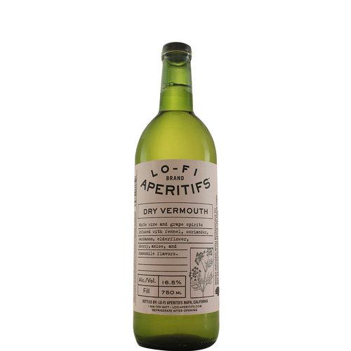 Lo-Fi Aperitifs Dry Vermouth Napa, California