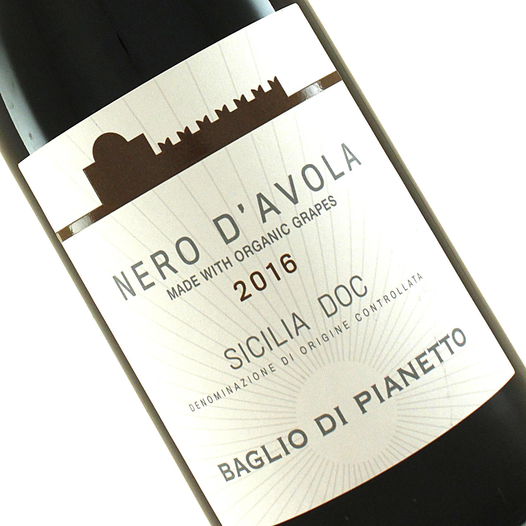 Baglio di Pianetto 2016 Nero D'Avola, Sicily