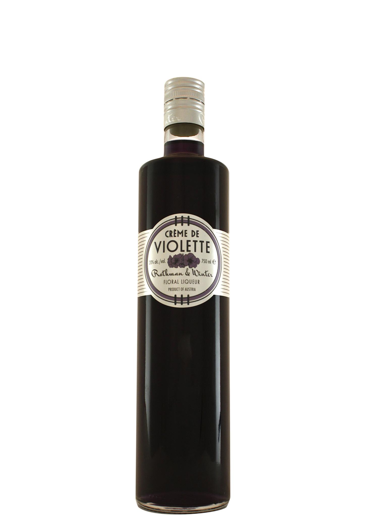 Rothman & Winter Creme de Violette Floral Liqueur