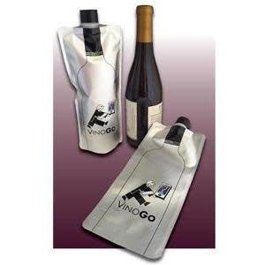 Cork Pops VinoGo Collapsible Reusable Wine Bag