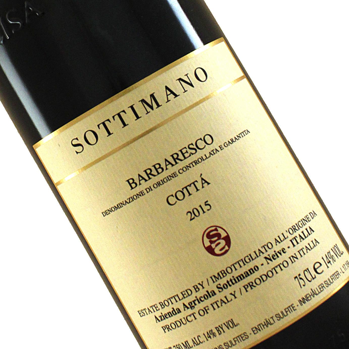 Sottimano 2015 Barbaresco Cotta, Piedmont, Italy