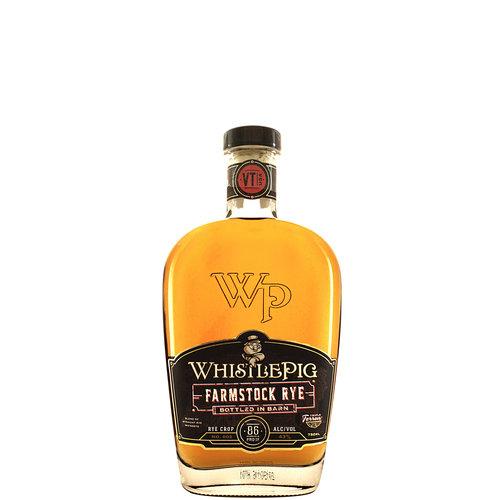 WhistlePig Farmstock Rye Whiskey, Vermont