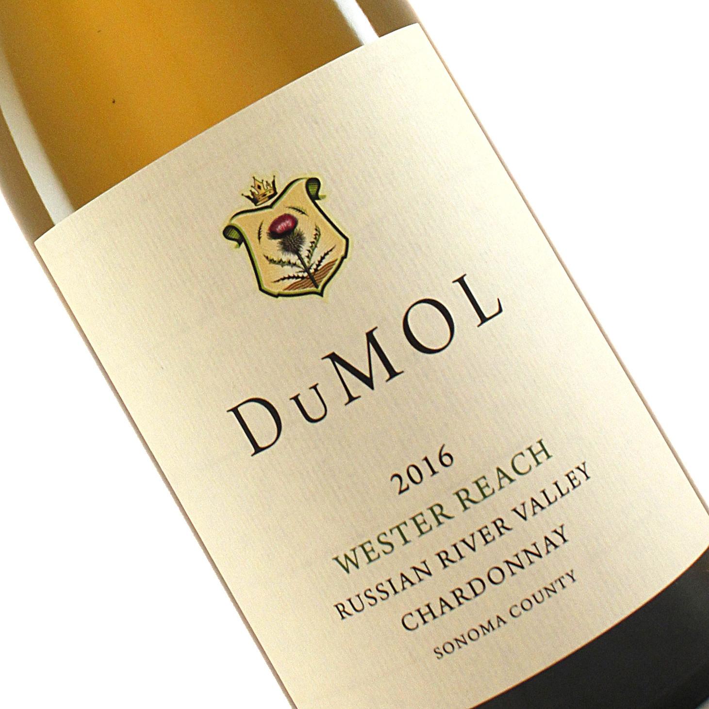 DuMOL 2016 Chardonnay Wester Reach, Russian River Valley