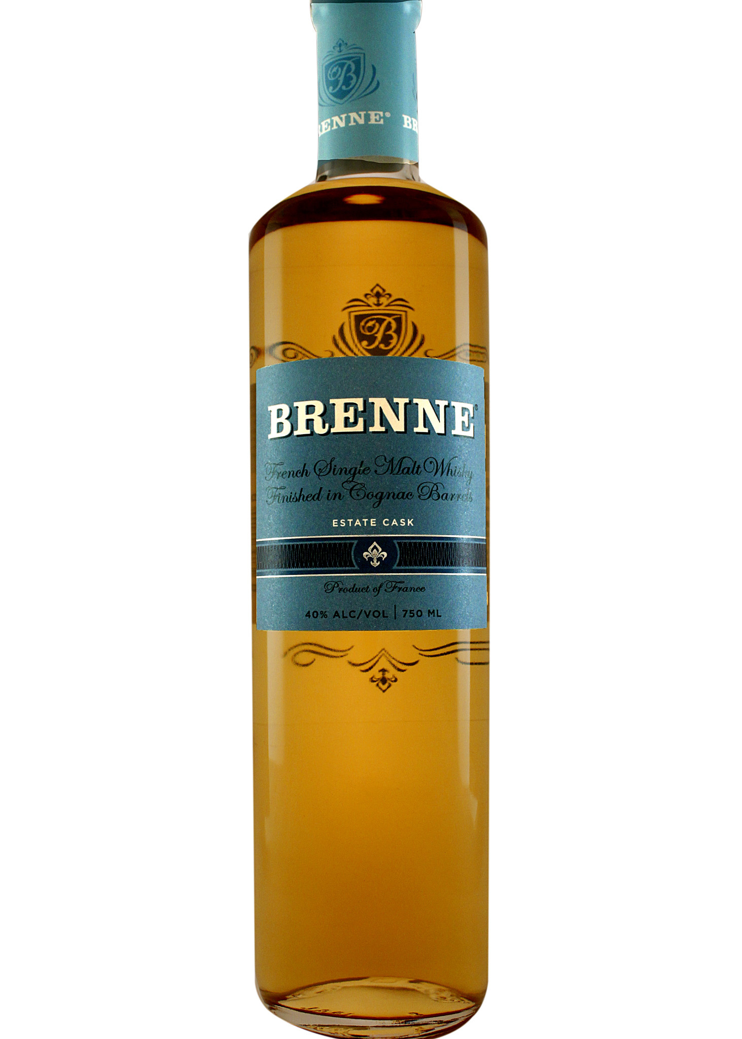 "Brenne ""Estate Cask"" Single Malt Whisky, Cognac, France"