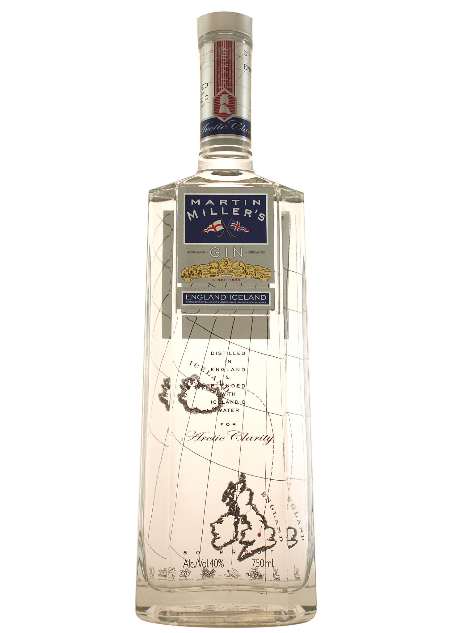 Martin Miller's Gin, England/Iceland