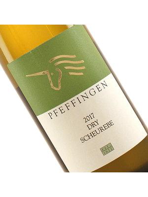 Pfeffingen 2018 Dry Scheurebe, Pfalz