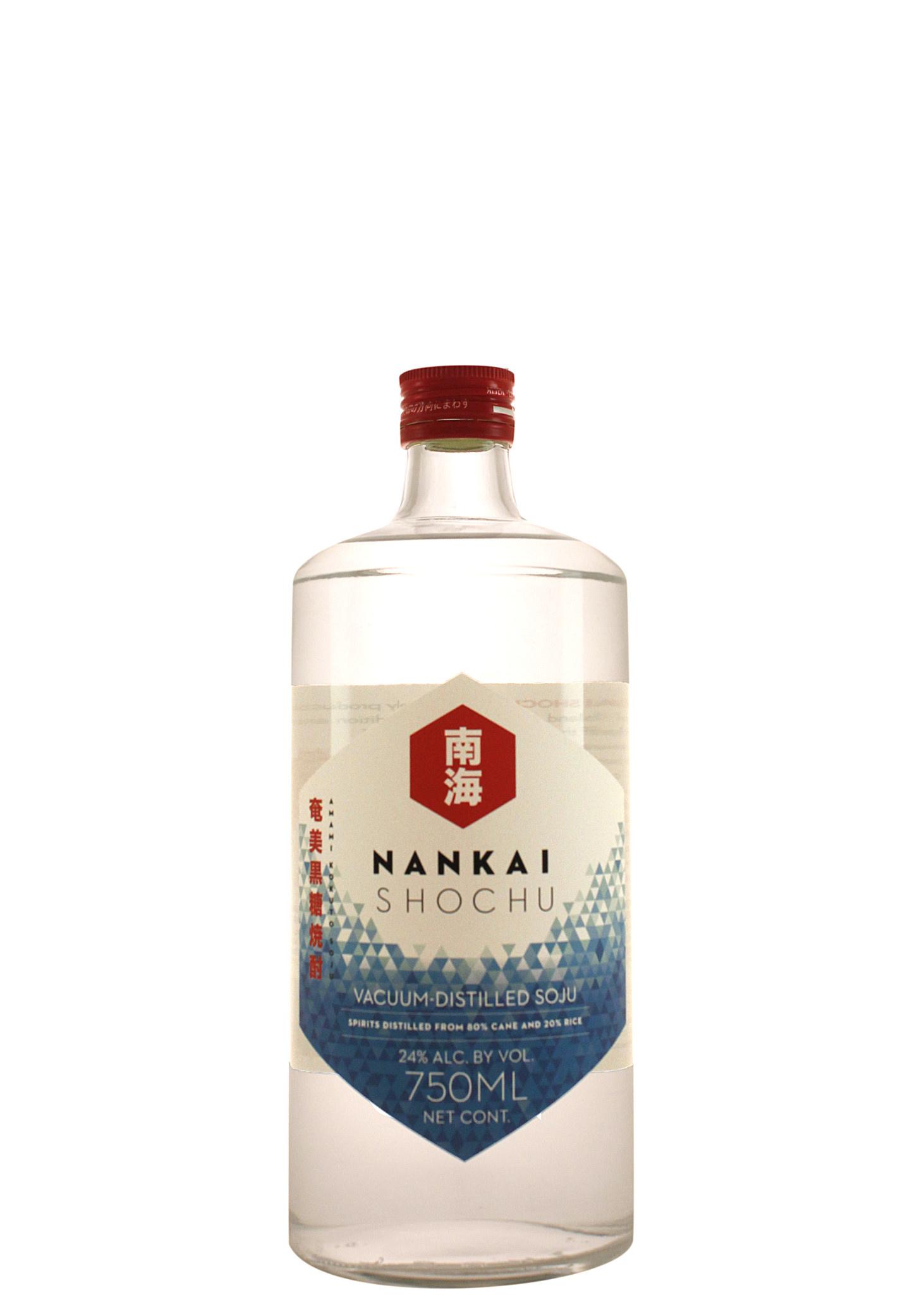 Nankai Shochu Vacuum-Distilled Soju, Japan