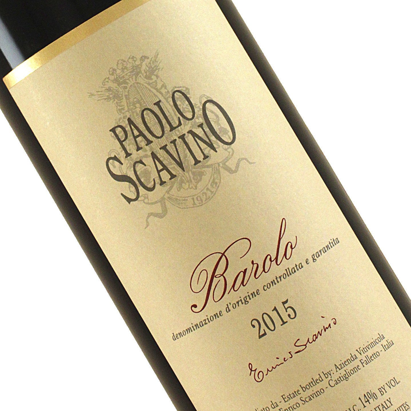 Paolo Scavino 2016 Barolo, Piedmont
