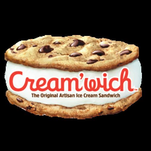 "Cream'wich Artisan Ice Cream Sandwich ""The Original"", Los Alamitos, California"