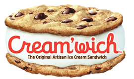 "Cream'wich Artisan Ice Cream Sandwich ""The Original"", Los Alamitos, California"