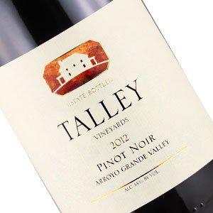 Talley 2015 Estate Pinot Noir, Arroyo Grande Valley