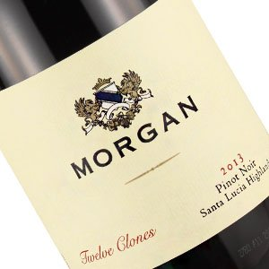 Morgan 2013 Twelve Clones Pinot Noir, Santa Lucia Highlands, CA