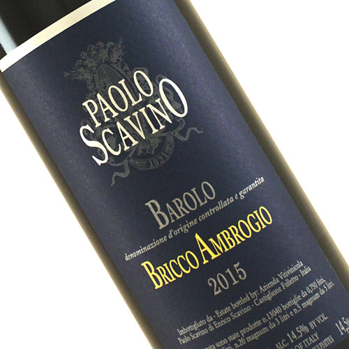 Paolo Scavino 2016 Barolo Bricco Ambrogio, Piedmont