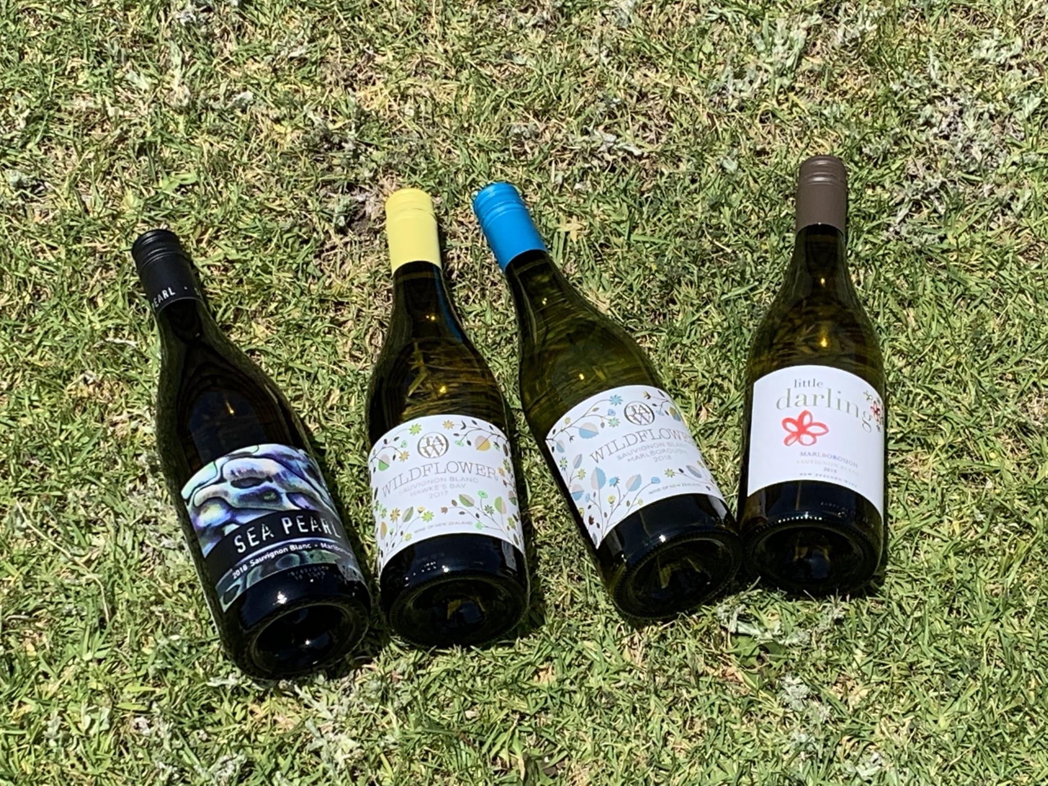 New Zealand Sauvignon Blanc 4 Pack!