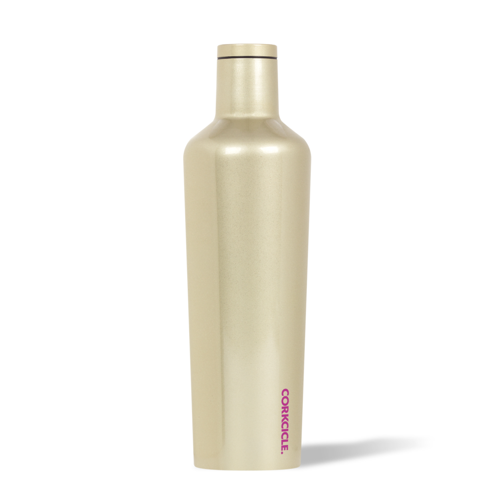 "Corkcicle Canteen ""Unicorn Champagne"" 25oz."