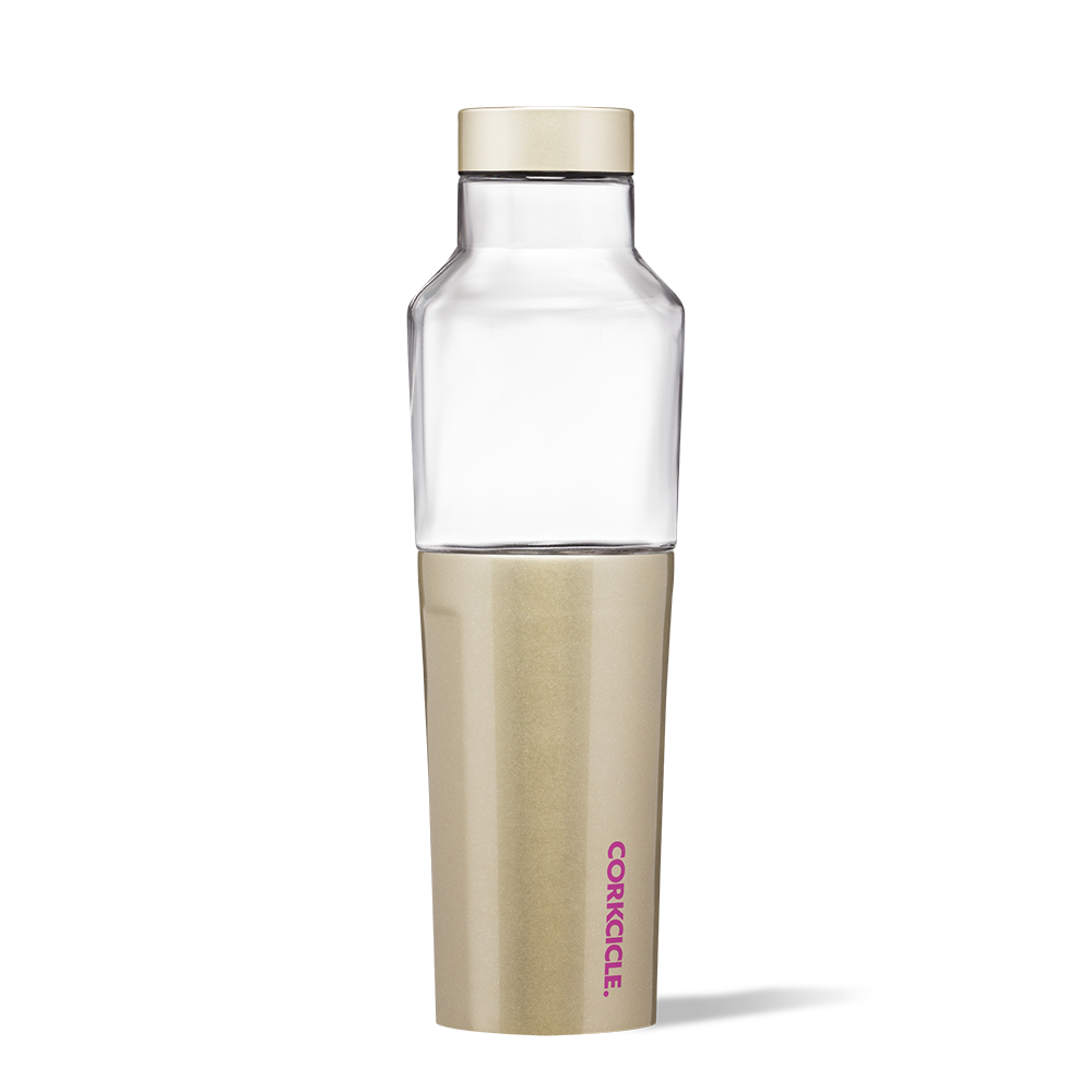 "Corkcicle Sport Canteen ""Glampagne"" 20oz."