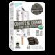 Goodpop Cookies N'Cream Organic Frozen Bars, Austin, Texas 4 pack