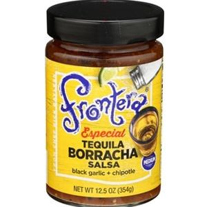 Frontera  Especial Tequila Borracha Salsa