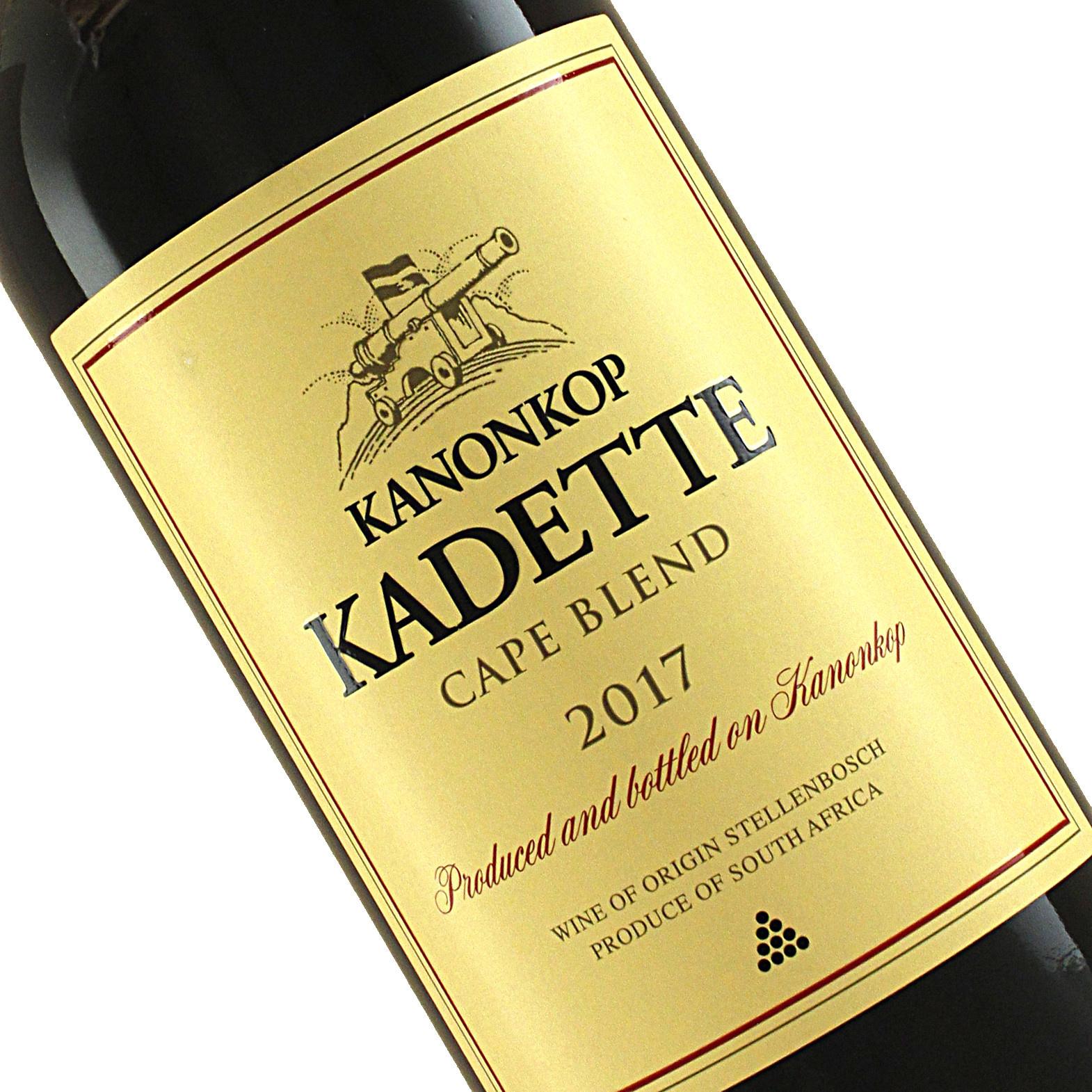 """Kanonkop 2017 """"Kadette"""" Stellenbosch, South Africa"""