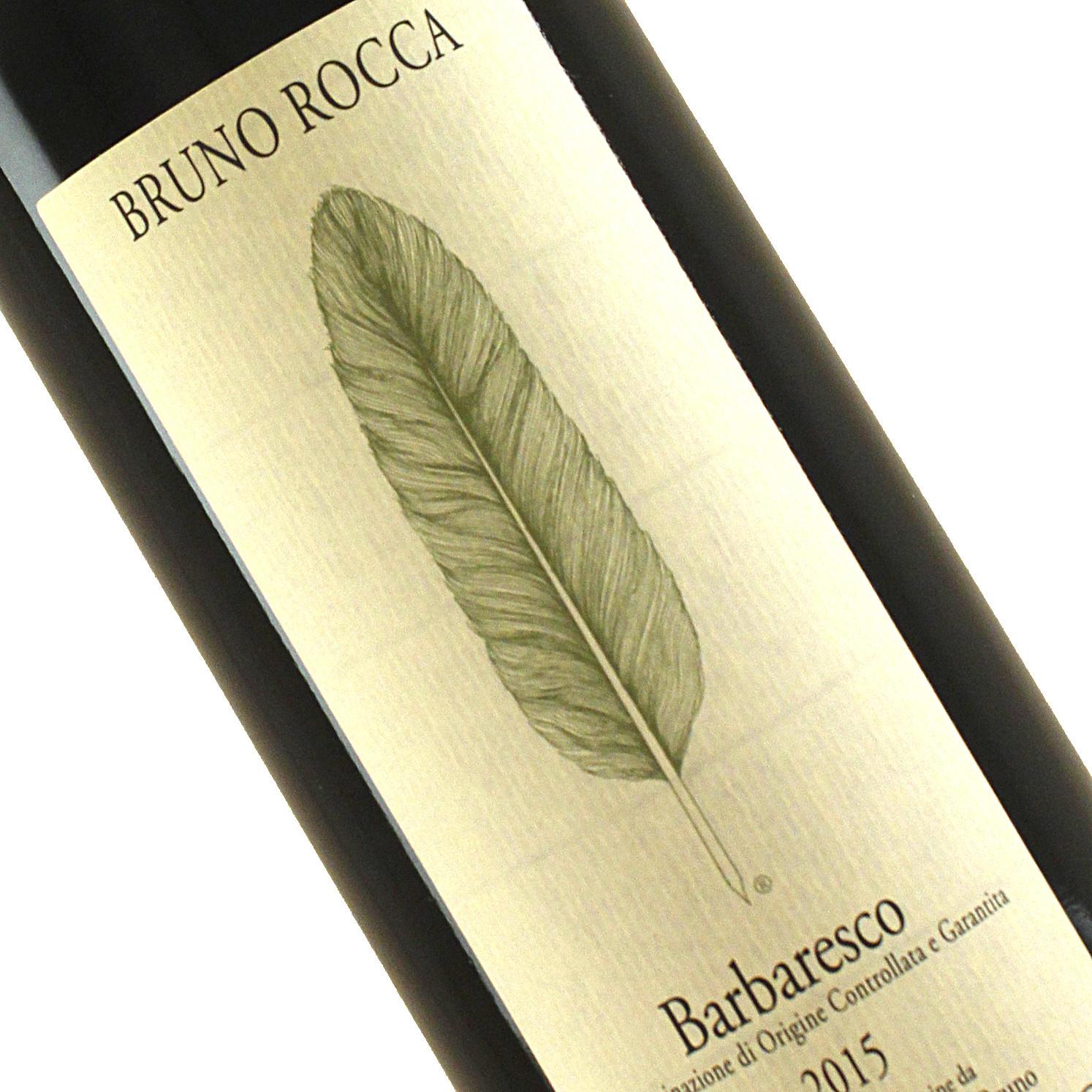 Bruno Rocca 2015 Barbaresco, Piedmont