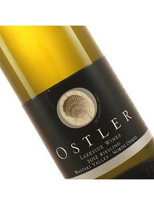 Ostler 2012 Riesling North Otago, New Zealand