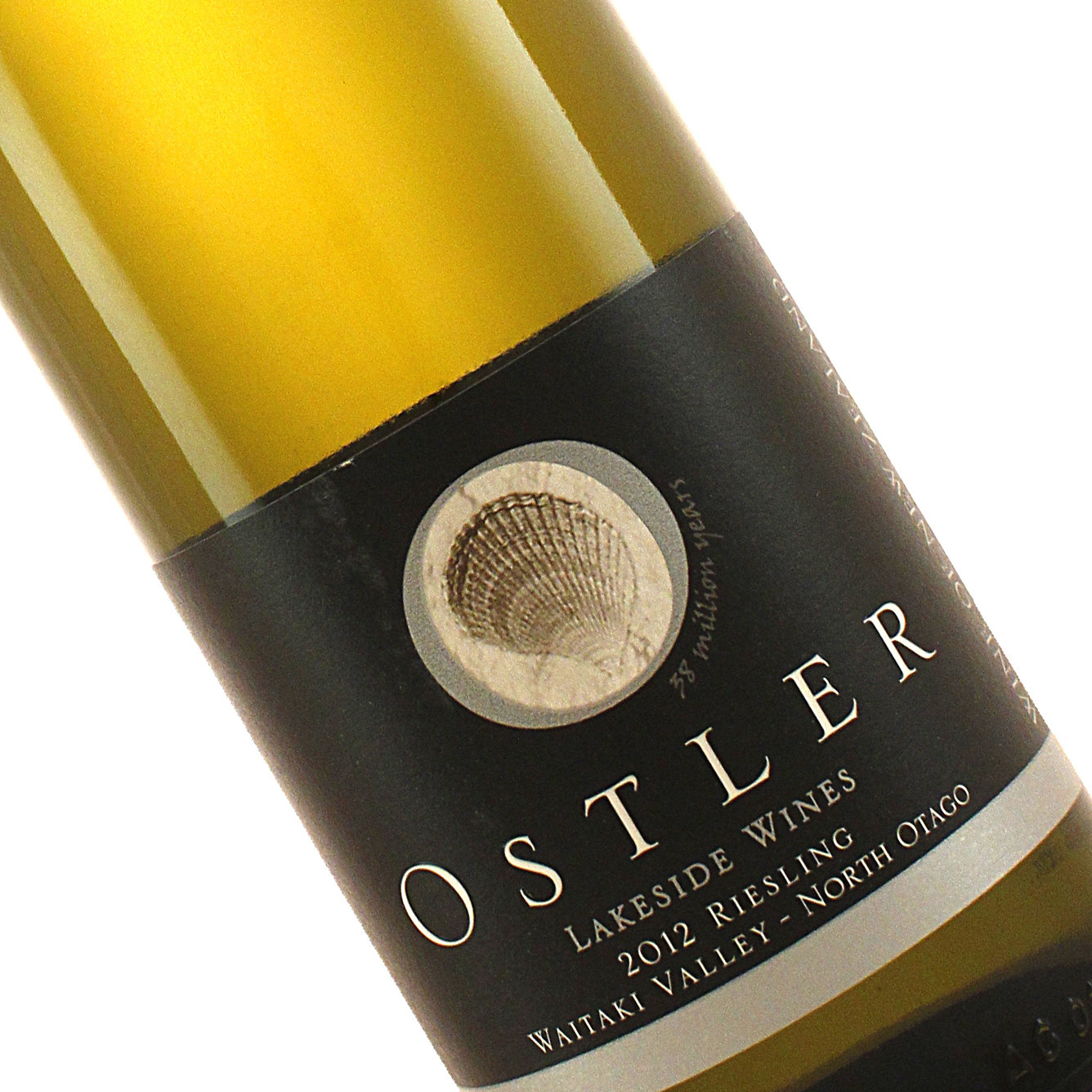 Ostler 2012 Riesling North Otago, New Zealand