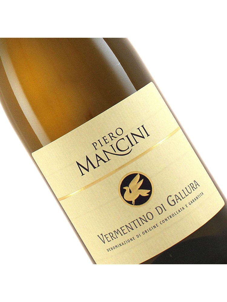 Piero Mancini 2020 Vermentino di Gallura, Sardinia