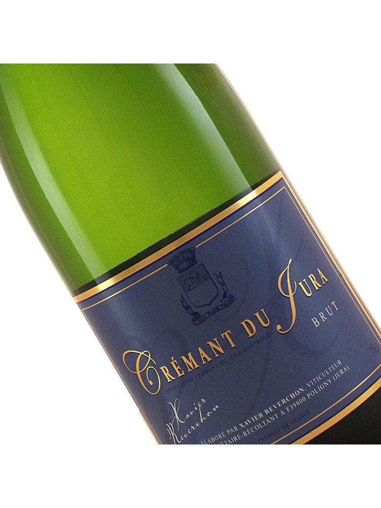 Xavier Reverchon NV Cremant du Jura Blanc Brut Sparkling Wine, Jura, France