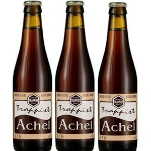 Trappist Achel Trappist Bruin Dark Ale, Belgium