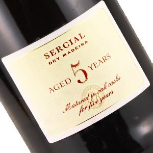 Blandy's 5 Year Old Sercial Madeira, Portugal