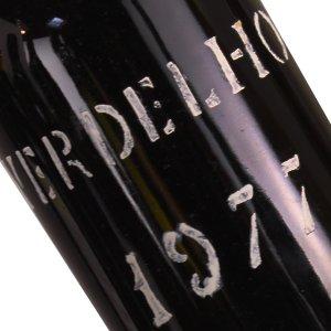 Blandy's Verdelho 1977 Vintage Madeira, Portugal