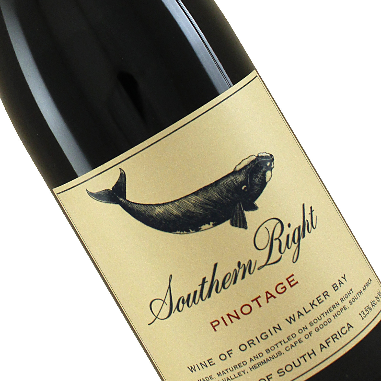 Southern Right 2018 Pinotage, South Africa